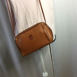 MARK CROSS Vintage Brown Leather Purse